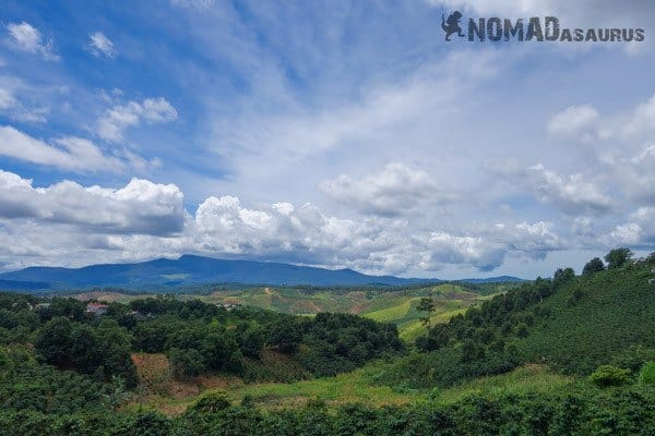 Riding Motorbikes Road From Dalat To Nha Trang