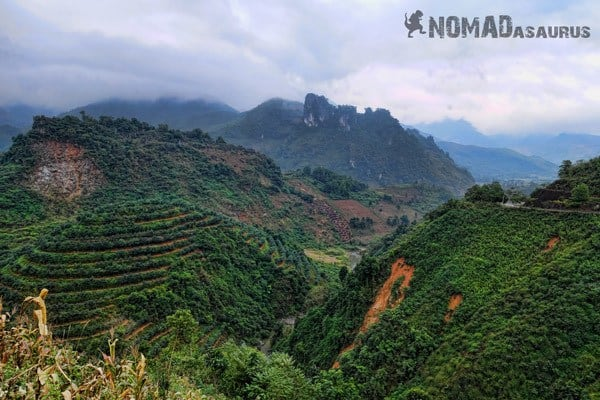 Than Uyen Northern Vietnam Motorcycle Adventure North RIding Motorbike Ha Giang