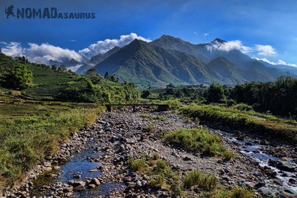 Sapa Views 1 Year Travelling Highlights Backpacking Southeast Asia