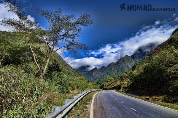 Road To Sapa Northern Vietnam Motorcycle Adventure North RIding Motorbike Ha Giang
