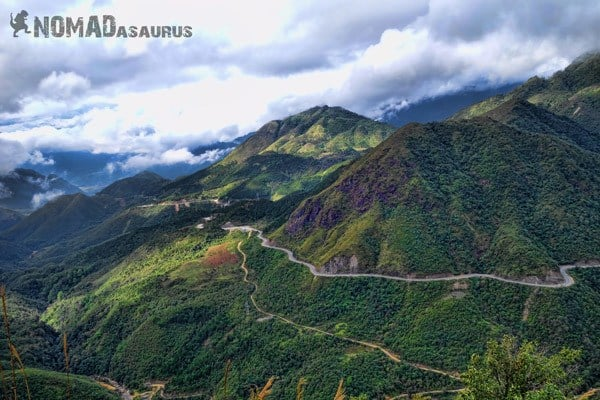 Sapa Road Northern Vietnam Motorcycle Adventure North Riding Motorbike Ha Giang