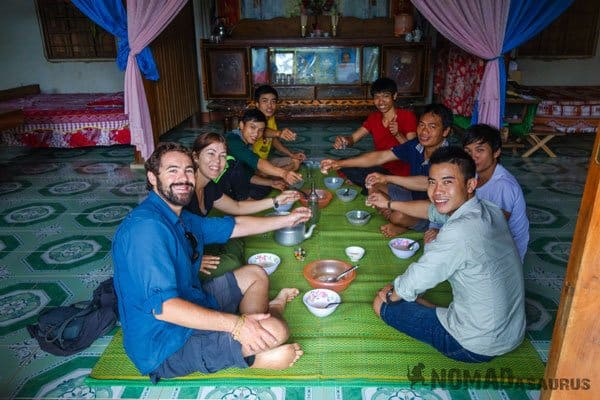 Tan Hoa Village Boys 1 Year Travelling Highlights Backpacking Southeast Asia