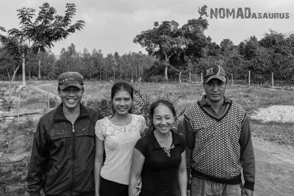 Cuong Phuong Family Wild Boar Eco Farm Phong Nha Vietnam
