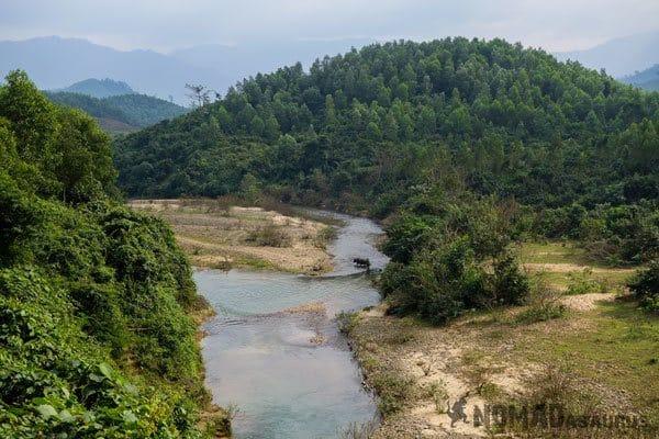 River View Wild Boar Eco Farm Phong Nha Vietnam