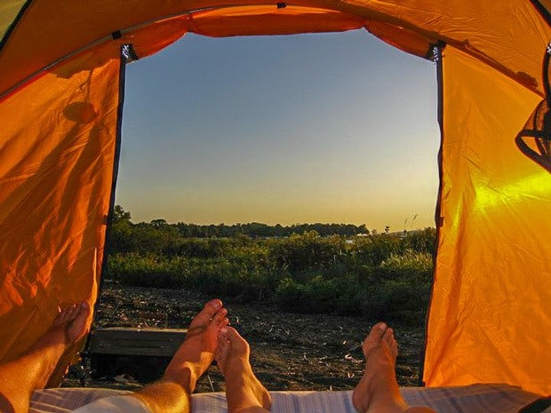 Free Camping Quebec Buying A Car Van Driving Across Canada Road Trip
