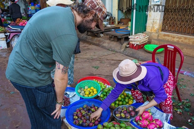 Fresh Fruit Local Markets Tips For Sticking To A Travel Budget