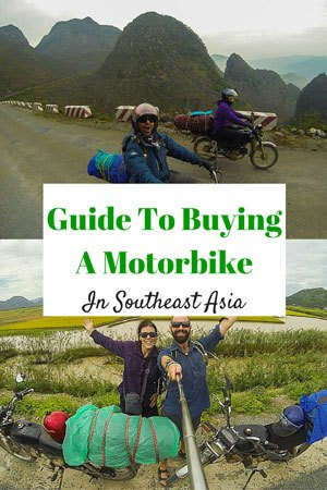 Guide to buying a motorbike in Southeast Asia