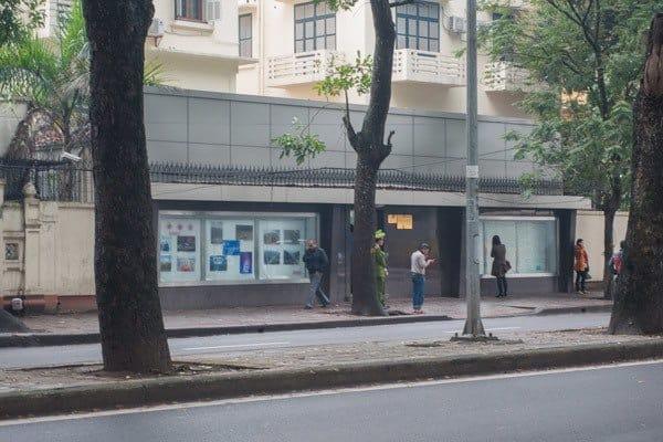 Embassy Getting A Chinese Visa In Hanoi Vietnam China Price Cost