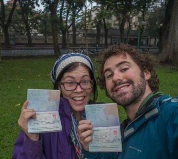 Us Getting A Chinese Visa In Hanoi Vietnam China Price Cost