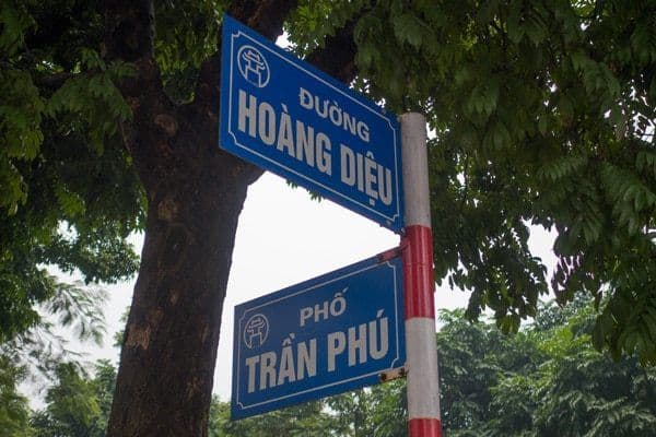 Embassy Sign Getting A Chinese Visa In Hanoi Vietnam China Price Cost