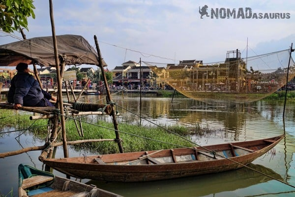 Traditional Fishing Hoi An Photos Make You Travel To Vietnam