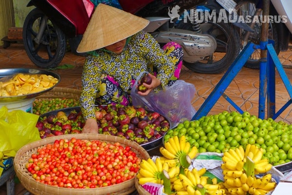 Market Fruit Photos Make You Travel To Vietnam