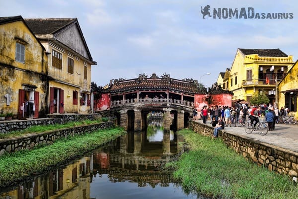 Japanese Bridge Hoi An Photos Make You Travel To Vietnam