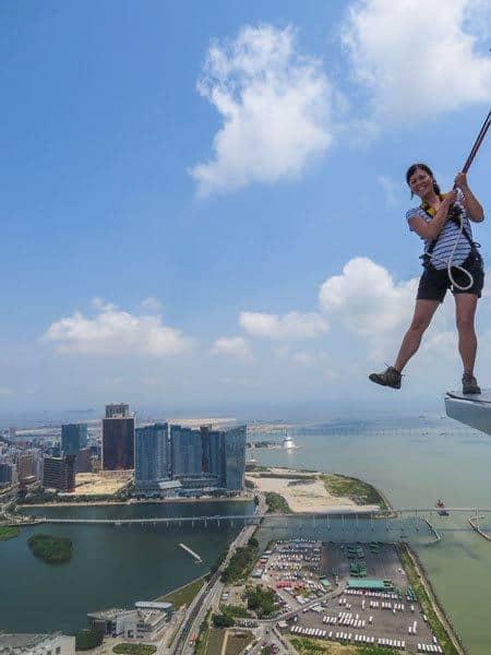 Lesh Aj Hackett Macau Tower Skywalk Best Things To Do In Macau