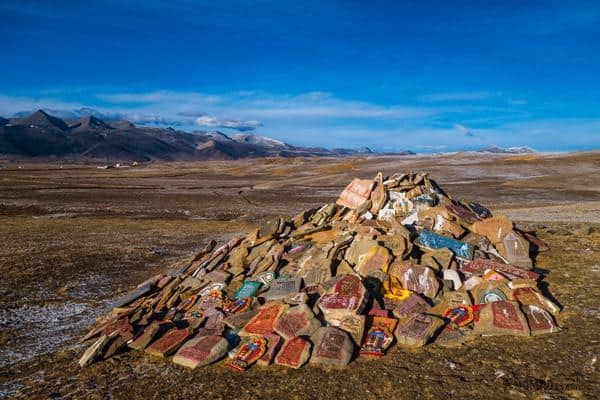 Experiencing A Tibetan Sky Burial in China