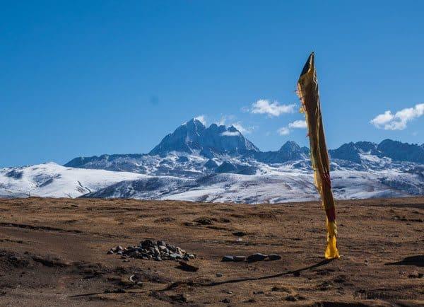 The Tibetan Overland Route From Shangri La To Chengdu