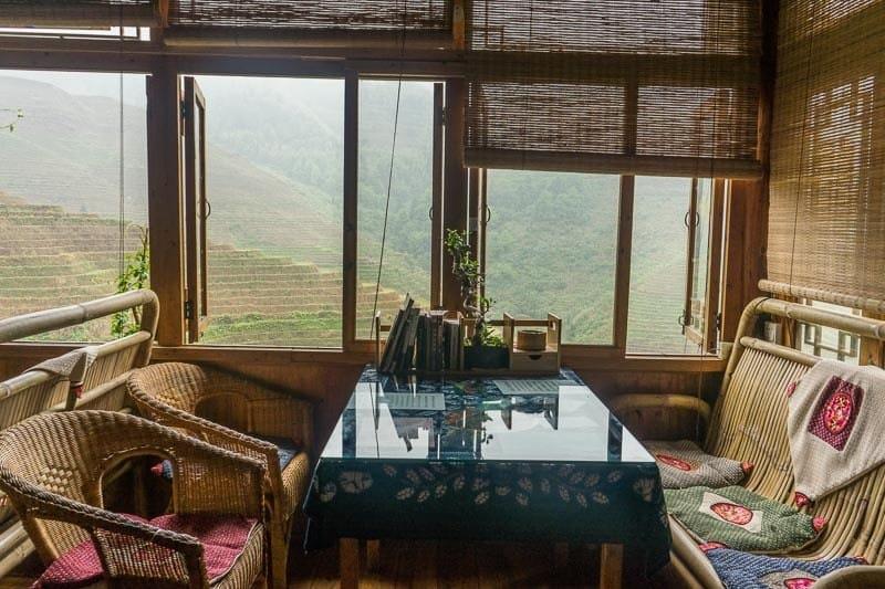 Tian Ranju Inn Best Place To Stay Accommodation Hostel Longsheng Longji Rice Terraces Dragon's Backbone