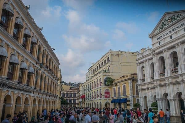 Sentado Square Best Things To Do In Macau With One Day