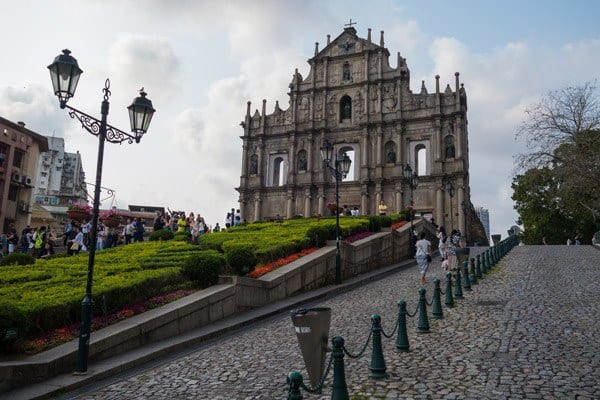 Ruins Of St Paul Unesco Best Things To Do In Macau With One Day