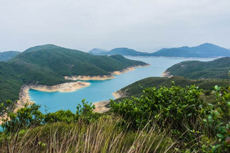 Nature Hiking Beach Free Camping In Hong Kong