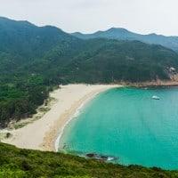 Long Ke Beach Hiking Nature Free Camping In Hong Kong