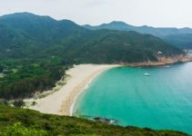 Hiking, Beaches and Free Camping in Hong Kong