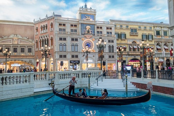 Ventian Casino Best Things To Do In Macau With One Day