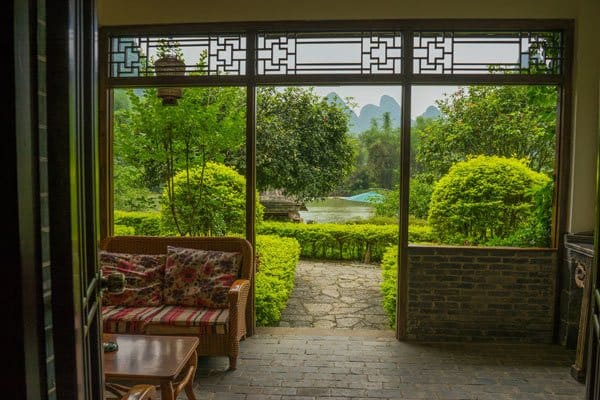 Yangshuo Mountain Retreat View Yangshuo Guangxi China Sustainable Tourism Responsible Travel