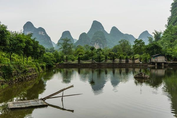 Yangshuo Guangxi China Sustainable Tourism Responsible Travel