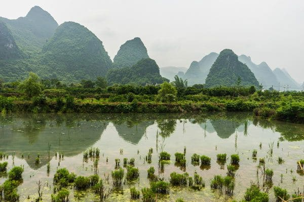 Views Yangshuo Sustainable Tourism Responsible Travel