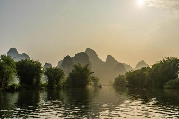 Yulong River Yangshuo Sustainable Tourism Responsible Travel