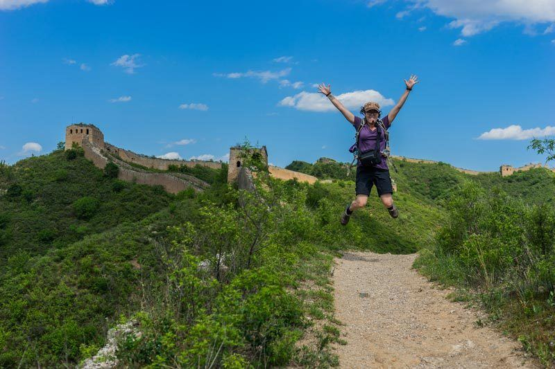 Great Wall Of China Curse Of Long Term Travel