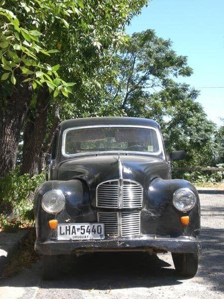 Old Car 5 Reasons To Visit Uruguay