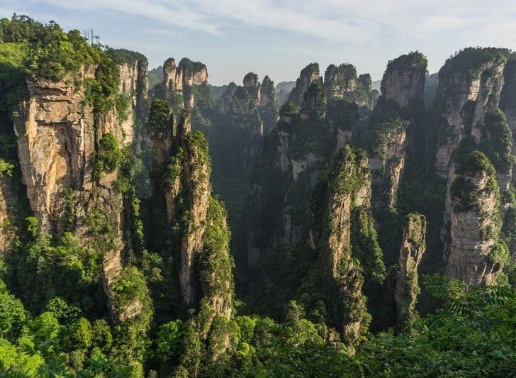 How To Visit Zhangjiajie National Forest Park (The Avatar Mountains)