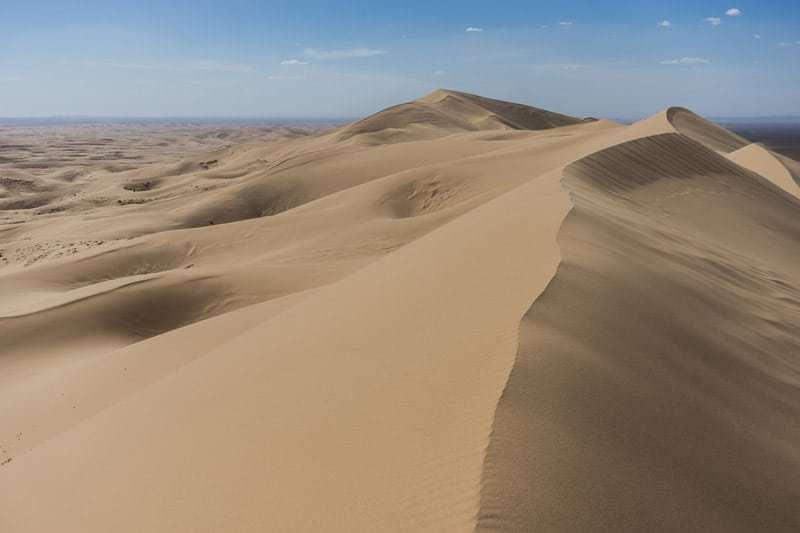 Riding Camels Gobi Desert Khongor Sand Dunes Selena Travel Tour