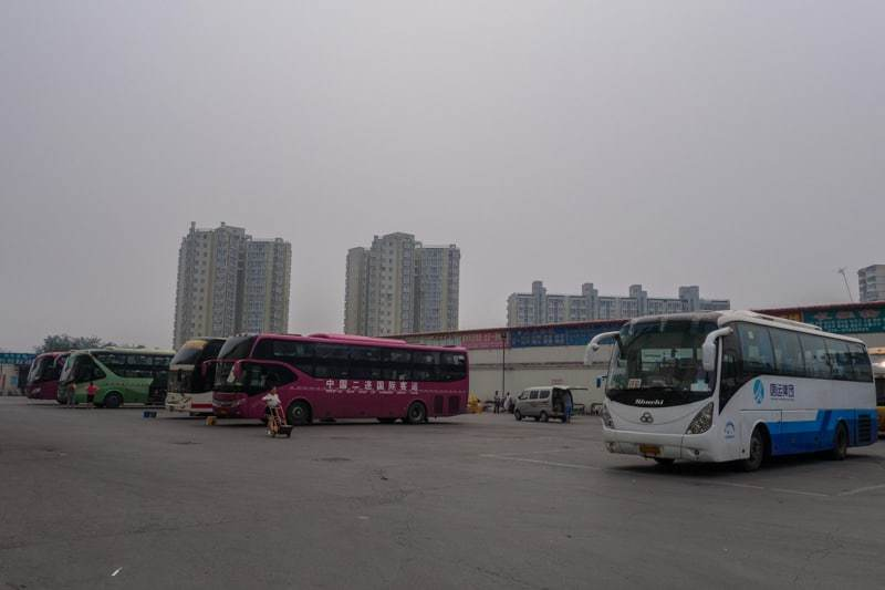 Crossing The Border China To Mongolia Beijing To Ulaanbaatar Black Market Bus