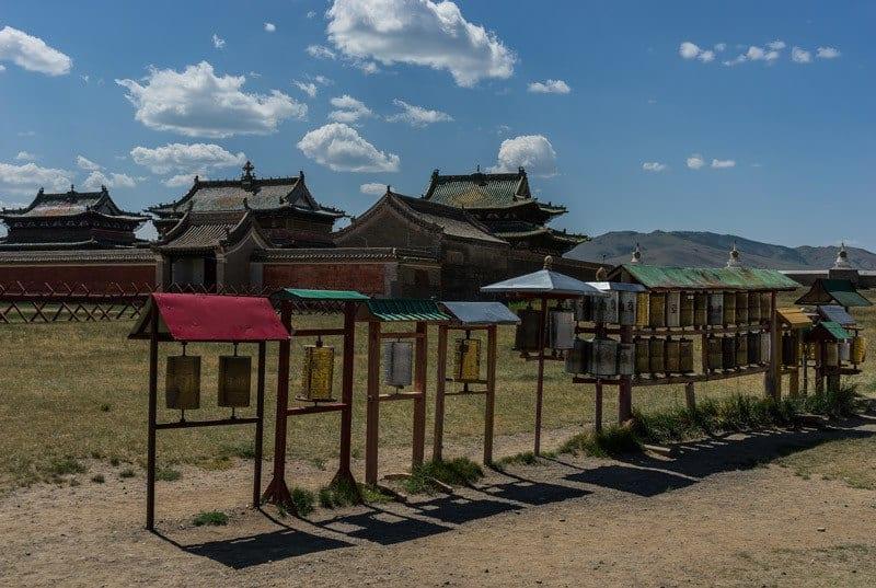 Erdene Zuu Monastery Karakorum Gobi Desert Tour Mongolia Photo Journal Selena Travel