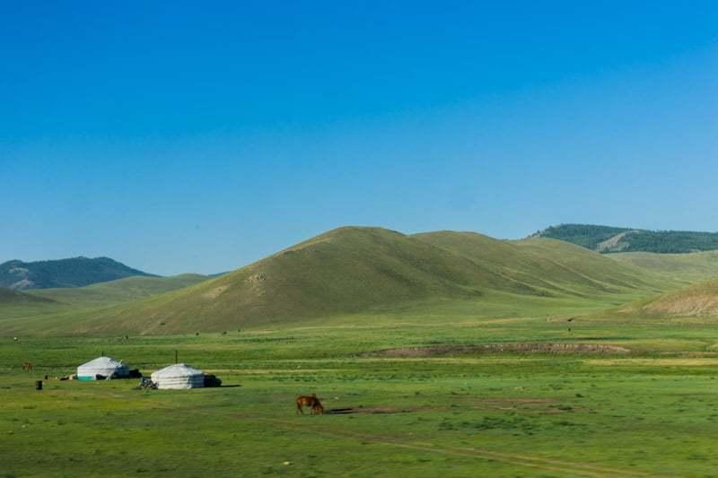 Crossing The Border China To Mongolia Beijing To Ulaanbaatar Transport