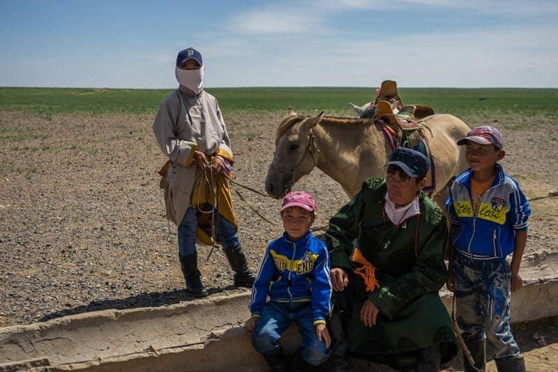 Nomads Gobi Desert Tour Mongolia Photo Journal Selena Travel