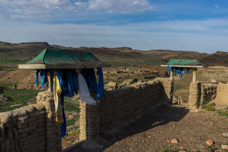 Ongii Monastery Gobi Desert Tour Mongolia Photo Journal Selena Travel