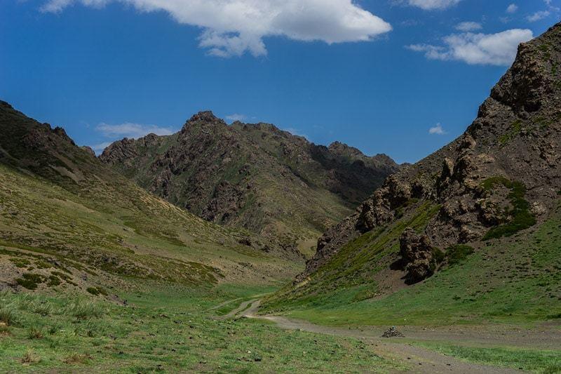 Three Beauties Gobi Desert Tour Mongolia Photo Journal Selena Travel