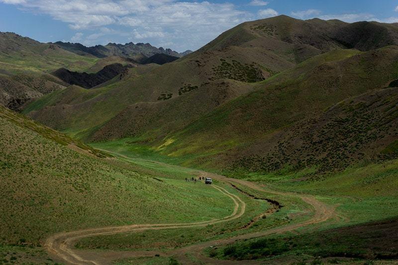 Green Gobi Desert Tour Mongolia Photo Journal Selena Travel