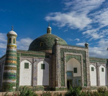 Apak Hoja Tomb A Day In Kashgar City Tour