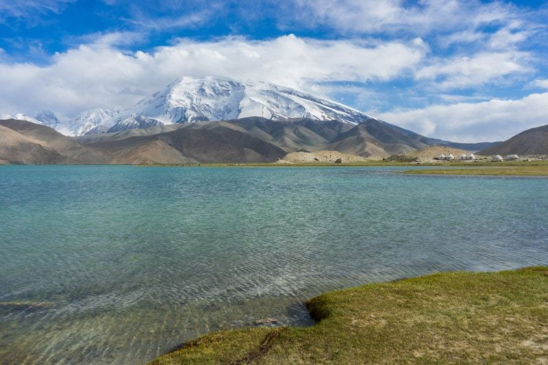 Trekking Karakul Lake Mutzagh Ata Karakoram Highway