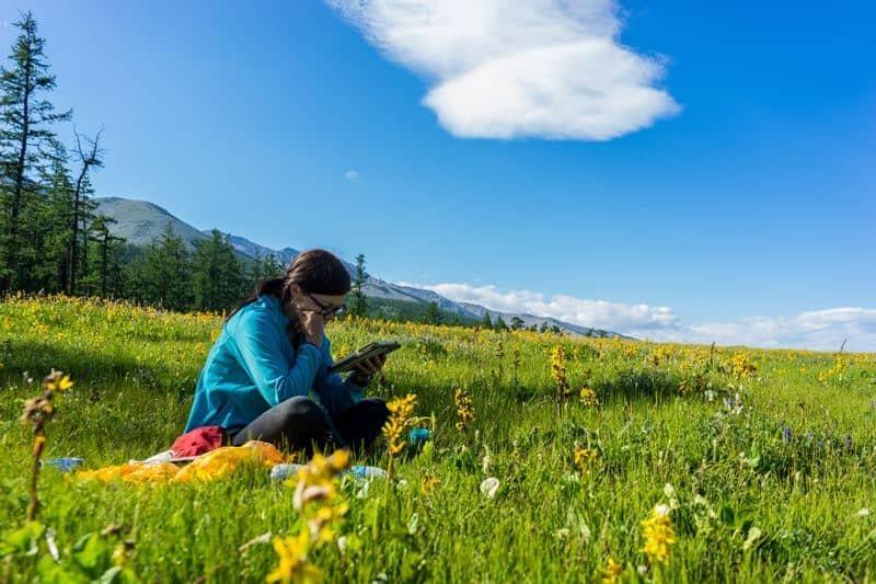 Camping In Khovsgol Lake Mongolia