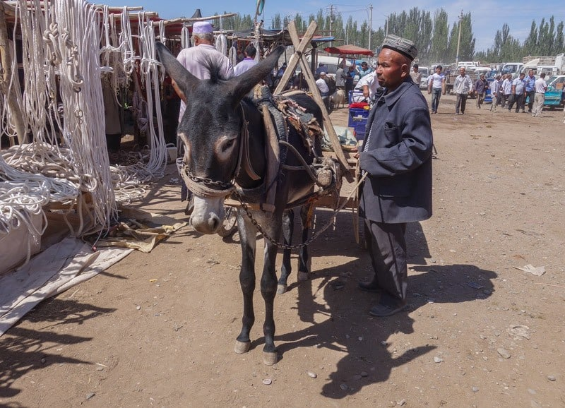 A Day In Kashgar City Tour China
