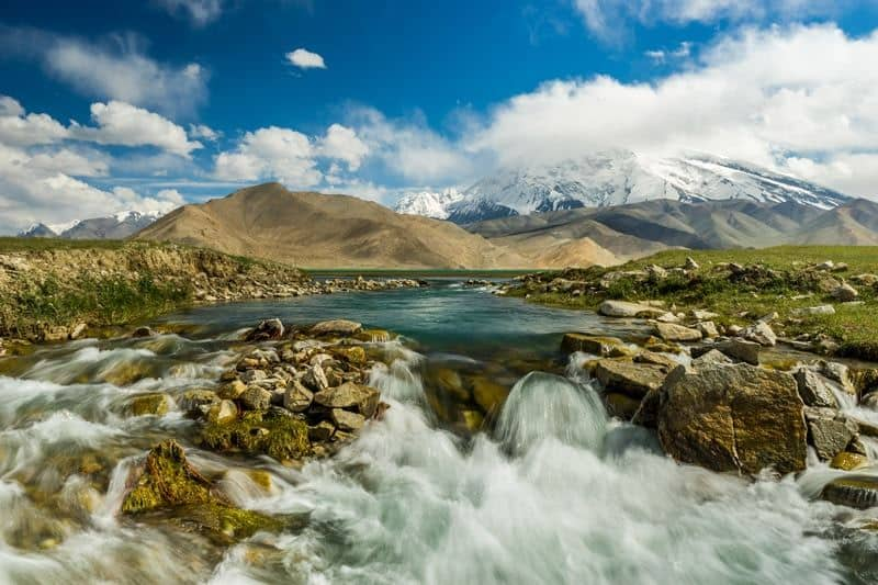 Karakul To Mutzagh Ata – Trekking The Karakoram Highway