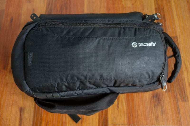 Pacsafe Camsafe V9 Camera Sling Bag Review