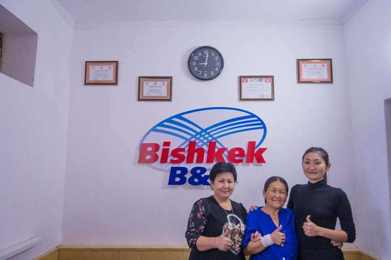 Bishkek B&B Kyrgyzstan Things To Do Best Cafes Where To Stay Best Hostel