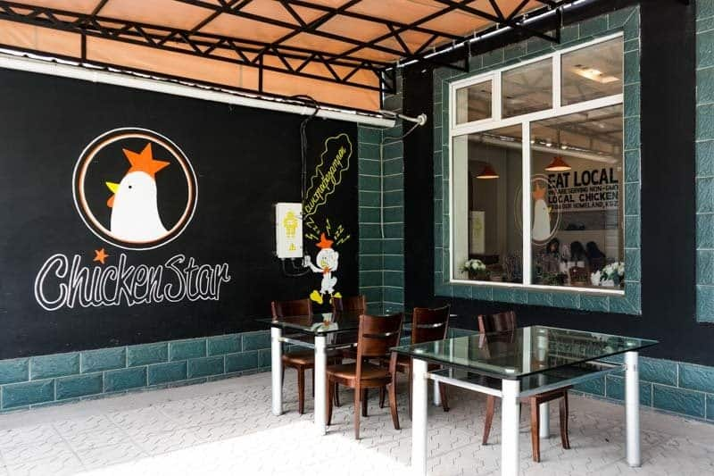 Chicken Star Bishkek Kyrgyzstan Things To Do Best Cafes Where To Stay